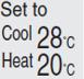 Set Temperature 1